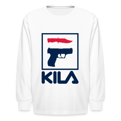 Kila - Kids' Long Sleeve T-Shirt