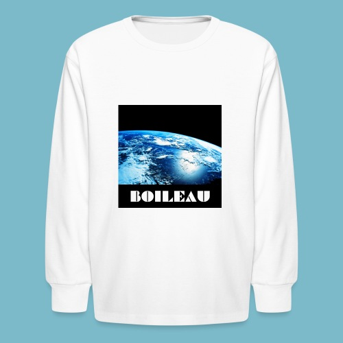 13 - Kids' Long Sleeve T-Shirt