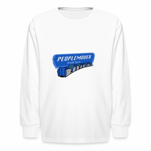 Peoplemover TMR - Kids' Long Sleeve T-Shirt