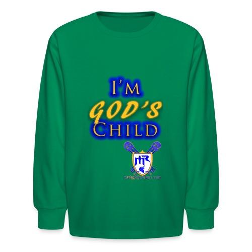 God s Child T - Kids' Long Sleeve T-Shirt
