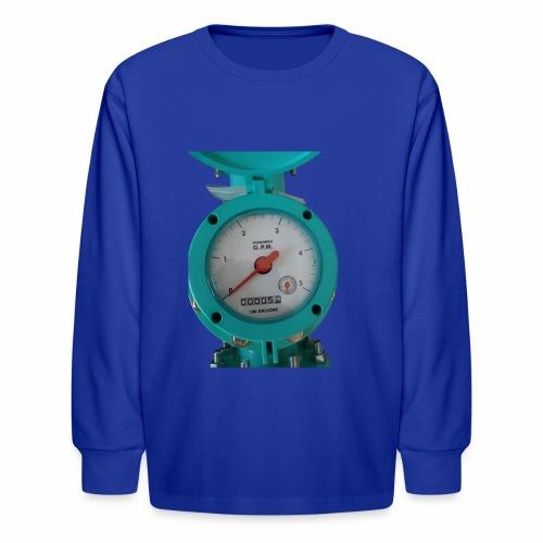 Meter - Kids' Long Sleeve T-Shirt