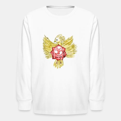 Phoenix - Larose Karate - Winning Design 2018 - Kids' Long Sleeve T-Shirt