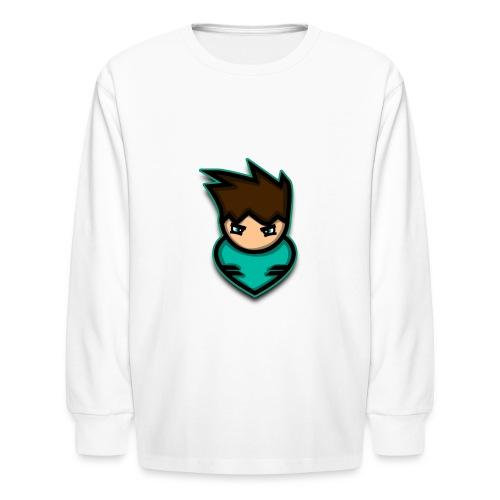warrior - Kids' Long Sleeve T-Shirt