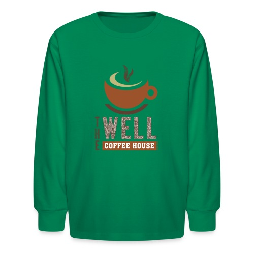 TWCH Verse Color - Kids' Long Sleeve T-Shirt