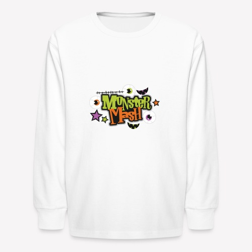 ( LIMITED ) REDNEMOFTW HALLOWEEN MERCH - Kids' Long Sleeve T-Shirt