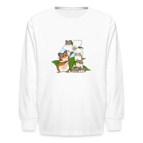 Ontario Hamster Club - Kids' Long Sleeve T-Shirt