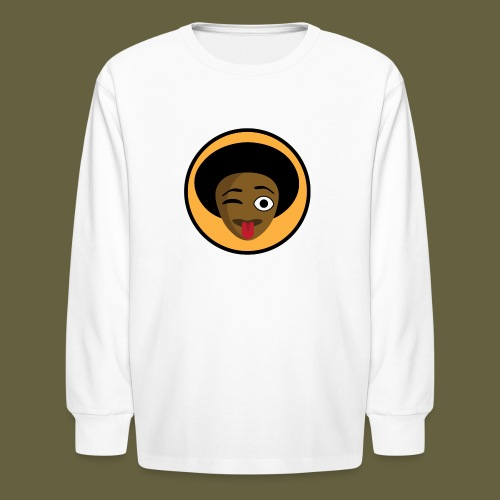Habesha Beer - After Drinking - Kids' Long Sleeve T-Shirt