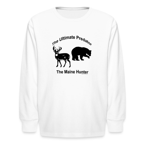 Ultimate Predator - Kids' Long Sleeve T-Shirt