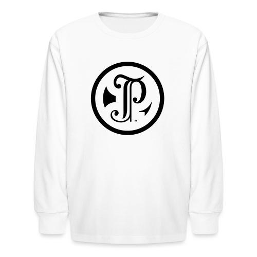 TP Logo - Kids' Long Sleeve T-Shirt