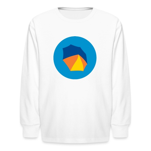 umbelas icon 2 - Kids' Long Sleeve T-Shirt