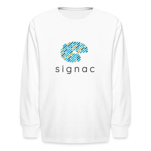 signac - Kids' Long Sleeve T-Shirt