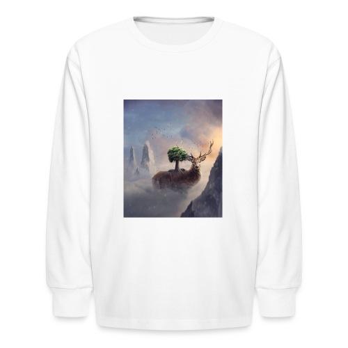 animal - Kids' Long Sleeve T-Shirt