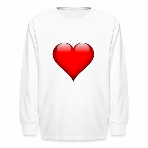 pic - Kids' Long Sleeve T-Shirt