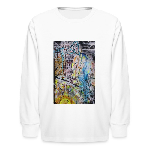 The End of Order - Kids' Long Sleeve T-Shirt