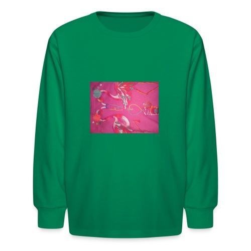 Drinks - Kids' Long Sleeve T-Shirt