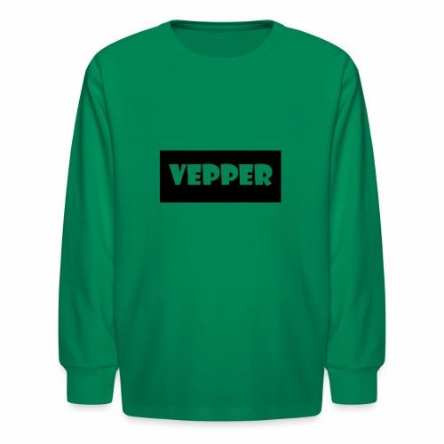 Vepper - Kids' Long Sleeve T-Shirt