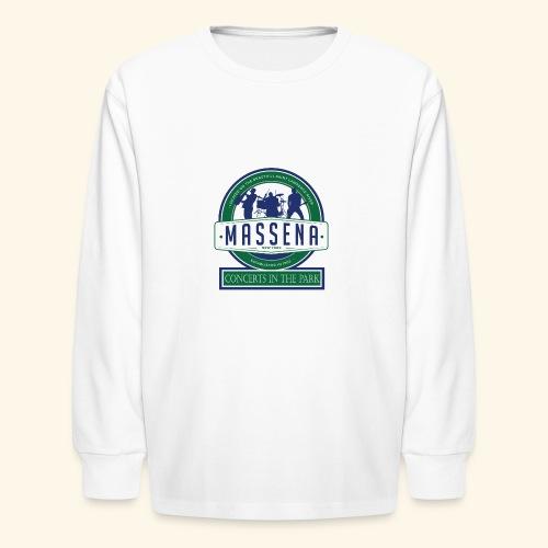 Massena CitP - Kids' Long Sleeve T-Shirt