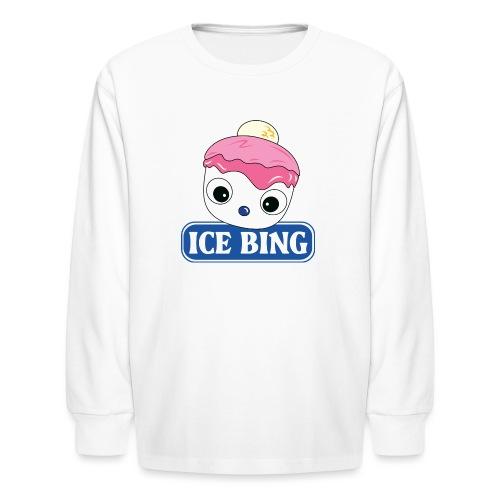 ICEBING - Kids' Long Sleeve T-Shirt