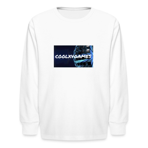 coolxvgames21 - Kids' Long Sleeve T-Shirt