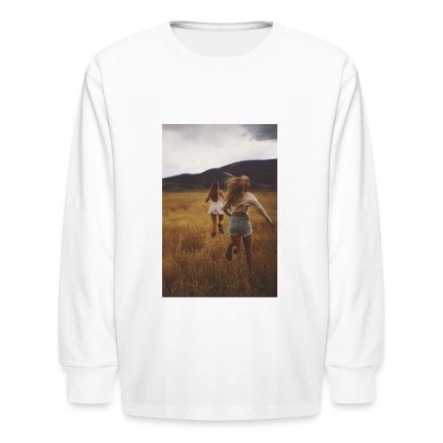 The Dream Life - Kids' Long Sleeve T-Shirt