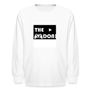 The Don Merch - Kids' Long Sleeve T-Shirt