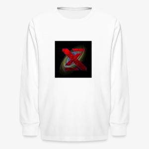Captain X-man series ! - Kids' Long Sleeve T-Shirt