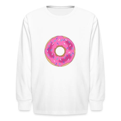 Donut - Kids' Long Sleeve T-Shirt