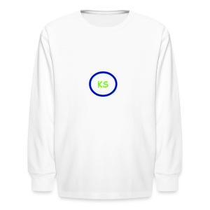 Emma - Kids' Long Sleeve T-Shirt