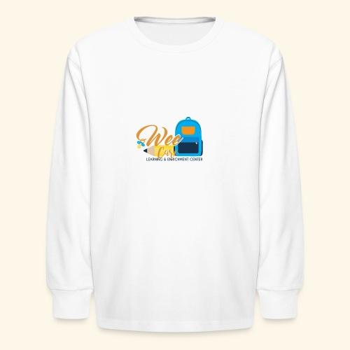 Wee Care - Kids' Long Sleeve T-Shirt
