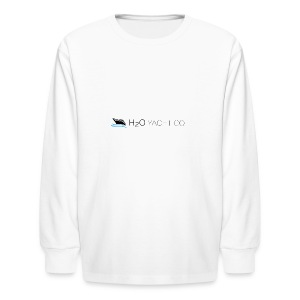 H2O Yacht Co. - Kids' Long Sleeve T-Shirt