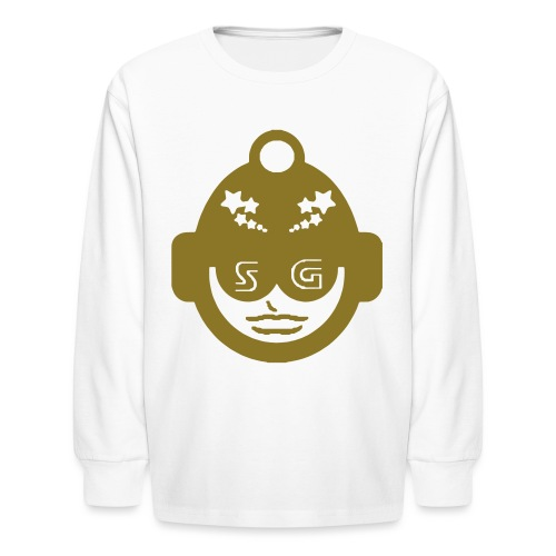 grapesbot - Kids' Long Sleeve T-Shirt