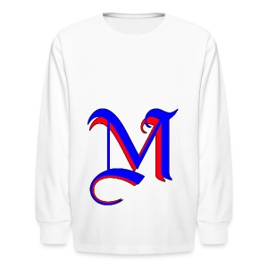 madMusic_Records - Kids' Long Sleeve T-Shirt