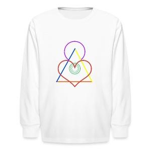 Angel - Kids' Long Sleeve T-Shirt