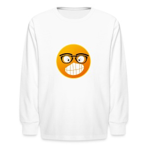 EMOTION - Kids' Long Sleeve T-Shirt