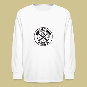 JakesBlueCollar - Kids' Long Sleeve T-Shirt