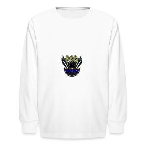 mystic_member_avatar - Kids' Long Sleeve T-Shirt