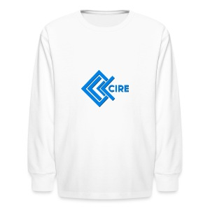 Cire Apparel Clothing Design - Kids' Long Sleeve T-Shirt