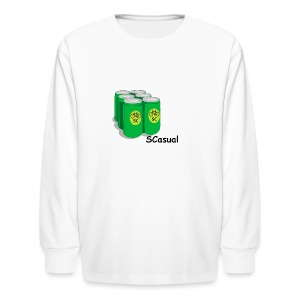 SCasual - Kids' Long Sleeve T-Shirt