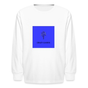 Gaming t shirt - Kids' Long Sleeve T-Shirt
