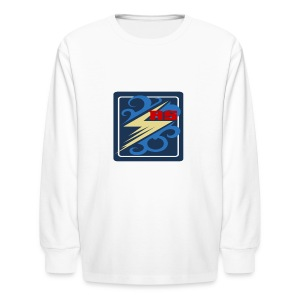 Rimps Logo Flash - Kids' Long Sleeve T-Shirt