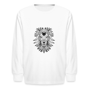 Lion - Kids' Long Sleeve T-Shirt