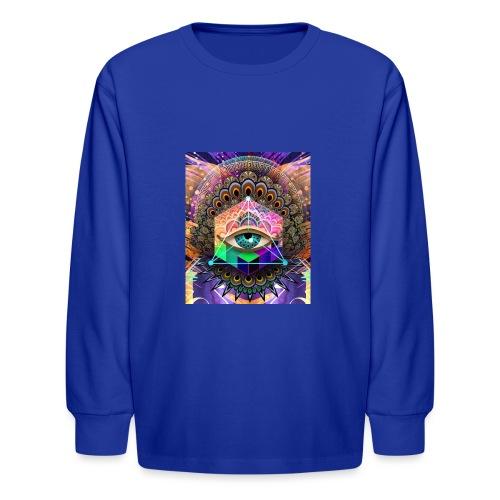 ruth bear - Kids' Long Sleeve T-Shirt