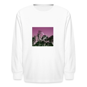 Pink Forest Gart - Kids' Long Sleeve T-Shirt