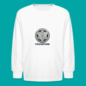 Sacred Geometry - Kids' Long Sleeve T-Shirt