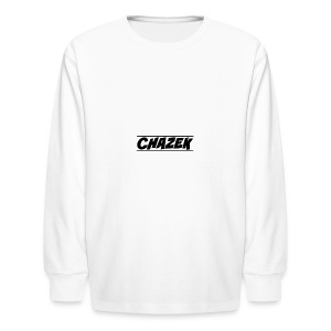 Chazek - Kids' Long Sleeve T-Shirt