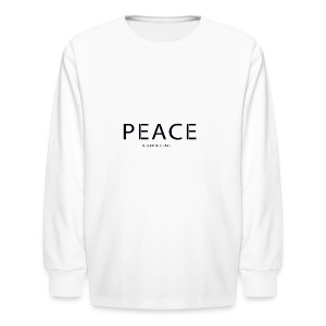 Original Intention - Kids' Long Sleeve T-Shirt