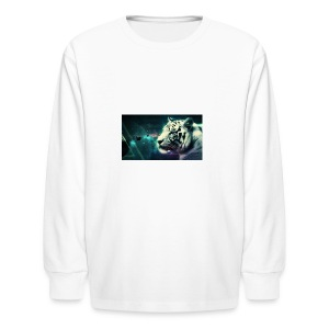 White_tiger - Kids' Long Sleeve T-Shirt