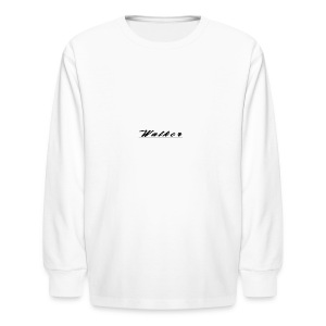 Walker - Kids' Long Sleeve T-Shirt