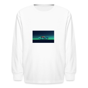 The Pro Gamer Alex - Kids' Long Sleeve T-Shirt