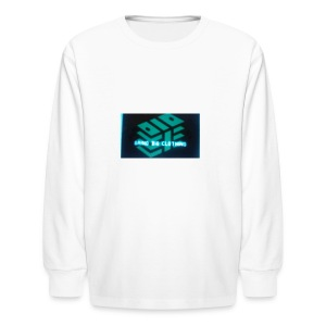 Grind Big Clothing - Kids' Long Sleeve T-Shirt
